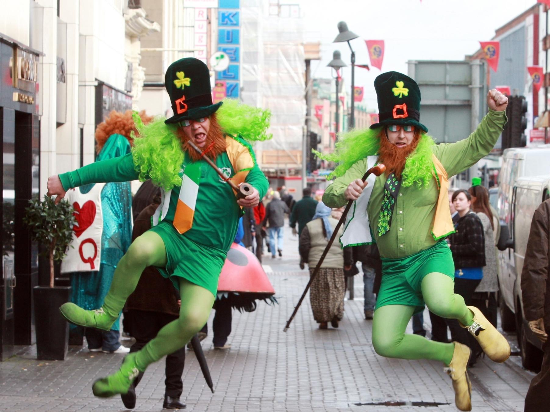 St. Patrick's Day 10 Frasi Per Celebrare Gli Irlandesi