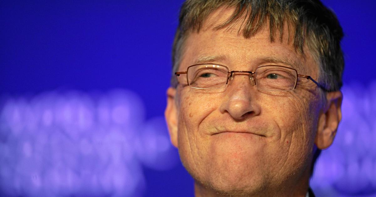 Bill Gates 'si sente stupido' perché non parla lingue straniere