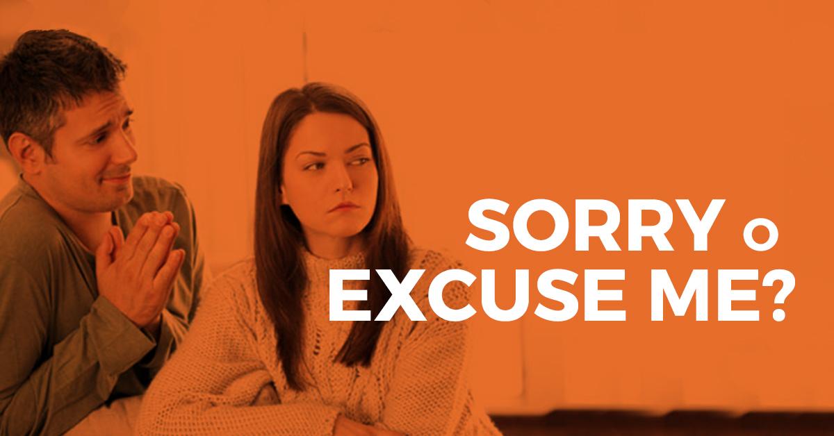 Quando Si Usa 'Sorry' e Quando 'Excuse Me'?