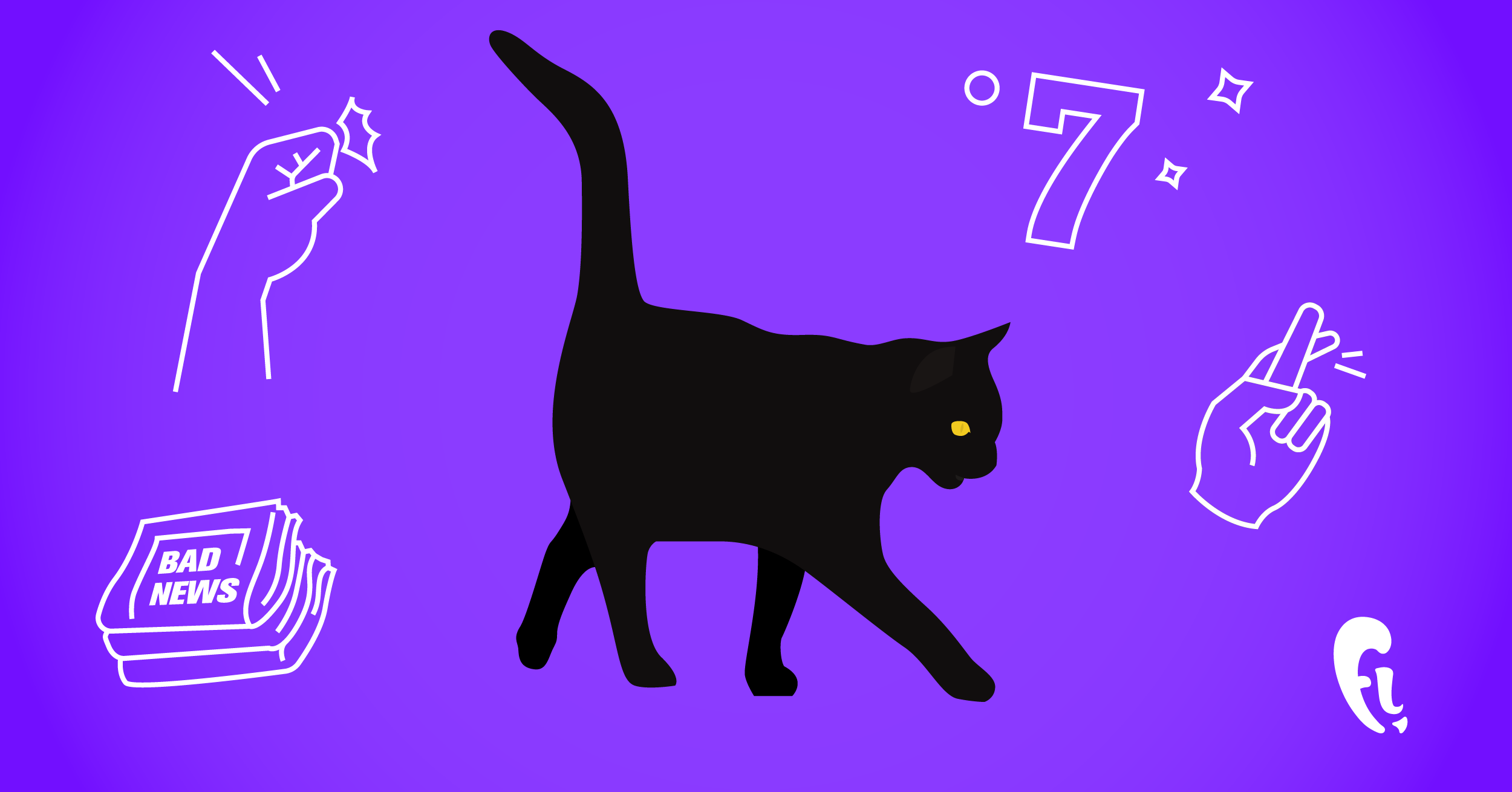 Articolo – What Is the Most Popular Superstition in America?