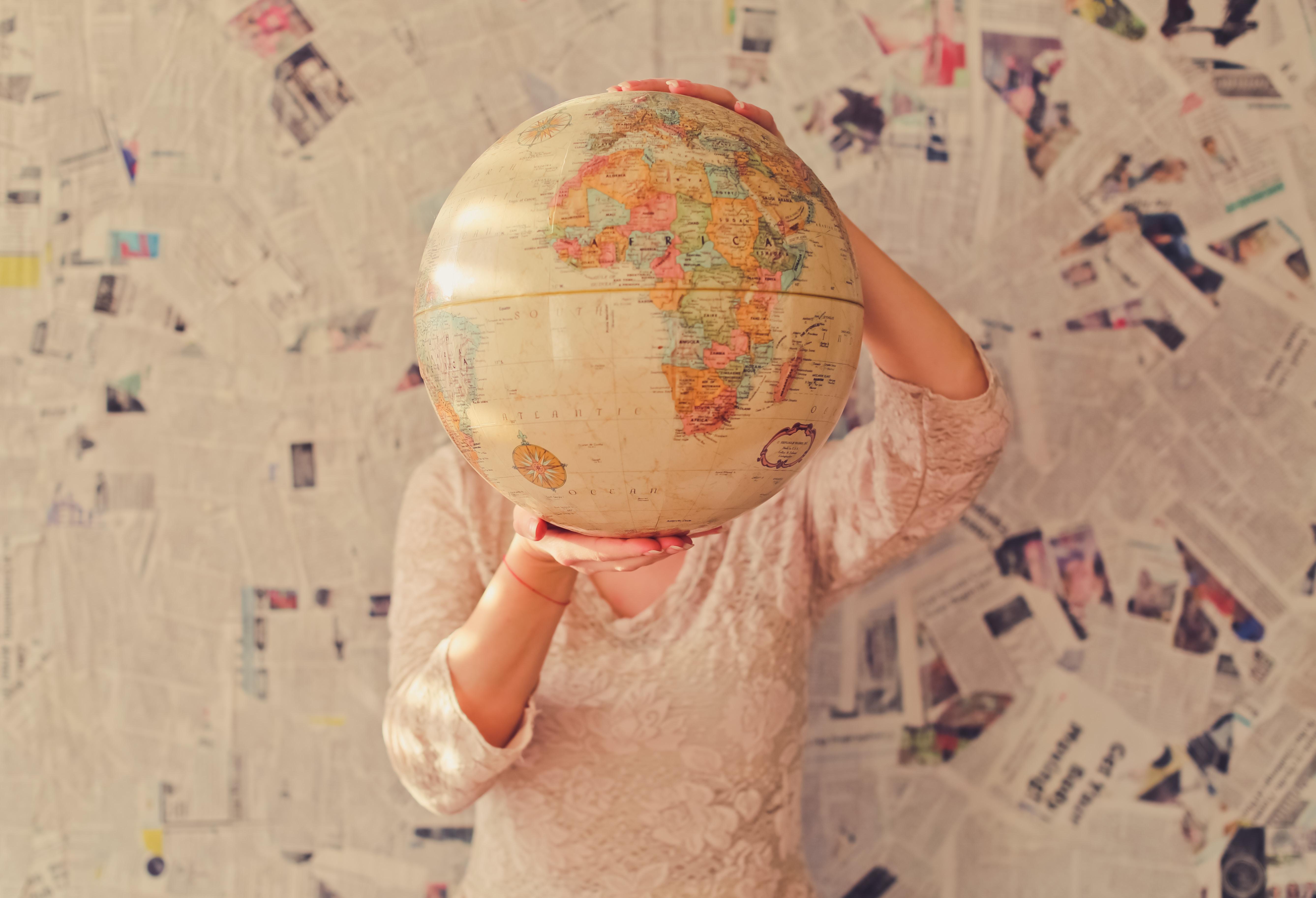 La Mappa Che Rileva Le Seconde Lingue Parlate Nel Mondo